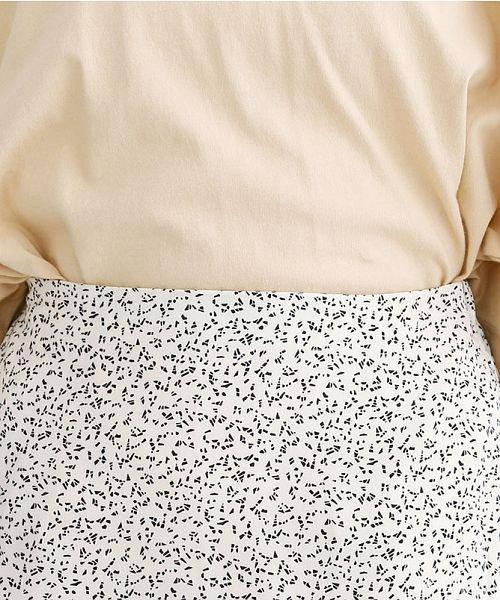 merlot(メルロー)/サイドスリットAラインスカート/00010012-939230153007_img04