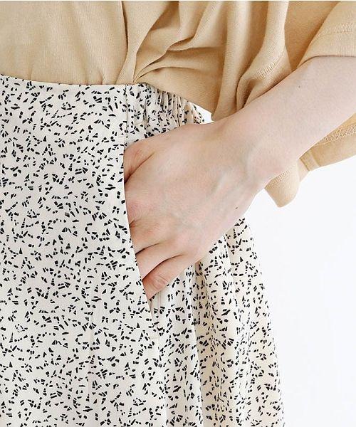 merlot(メルロー)/サイドスリットAラインスカート/00010012-939230153007_img07
