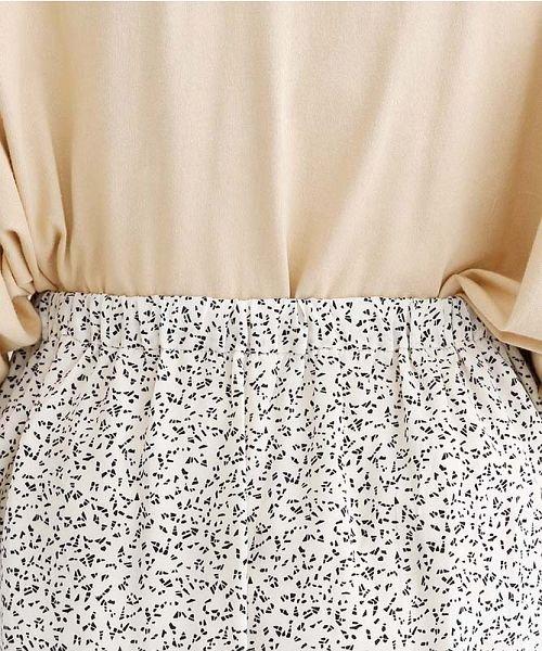 merlot(メルロー)/サイドスリットAラインスカート/00010012-939230153007_img08