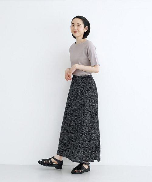 merlot(メルロー)/サイドスリットAラインスカート/00010012-939230153007_img14