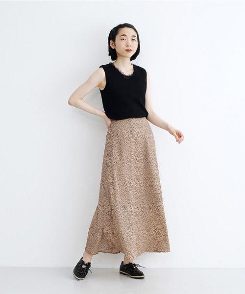 merlot(メルロー)/サイドスリットAラインスカート/00010012-939230153007_img16