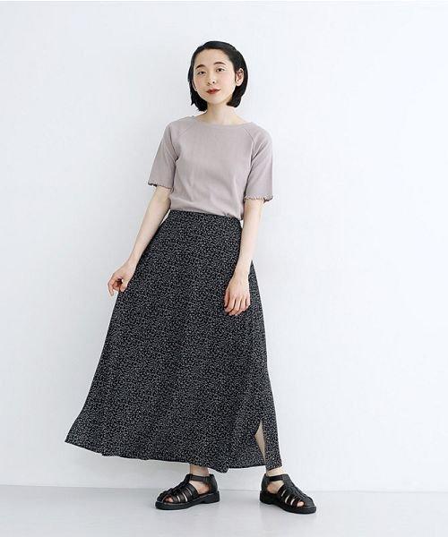 merlot(メルロー)/サイドスリットAラインスカート/00010012-939230153007_img17