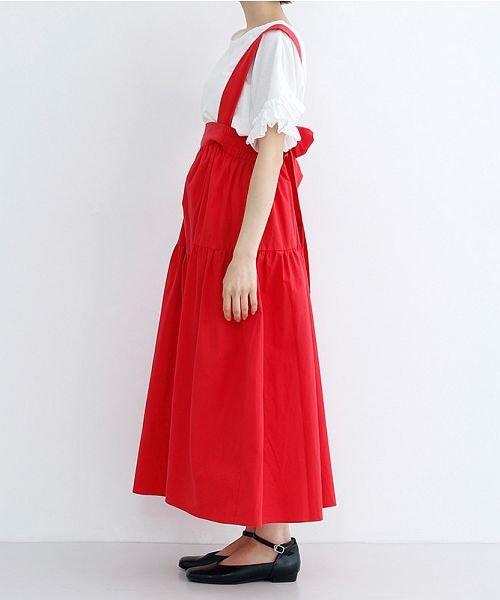 merlot(メルロー)/3wayコットンギャザースカート/00010012-939230153008_img02
