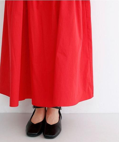 merlot(メルロー)/3wayコットンギャザースカート/00010012-939230153008_img06