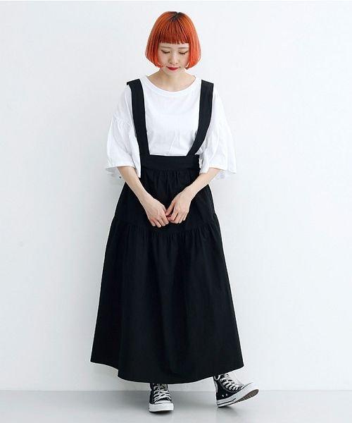 merlot(メルロー)/3wayコットンギャザースカート/00010012-939230153008_img10