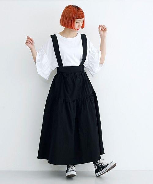 merlot(メルロー)/3wayコットンギャザースカート/00010012-939230153008_img11