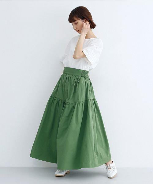 merlot(メルロー)/3wayコットンギャザースカート/00010012-939230153008_img12