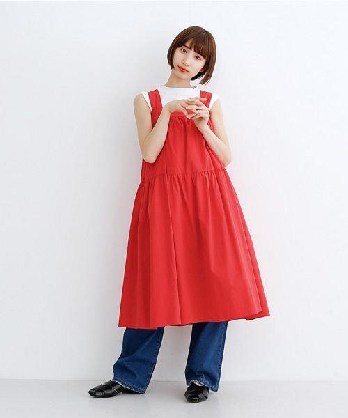merlot(メルロー)/3wayコットンギャザースカート/00010012-939230153008_img13