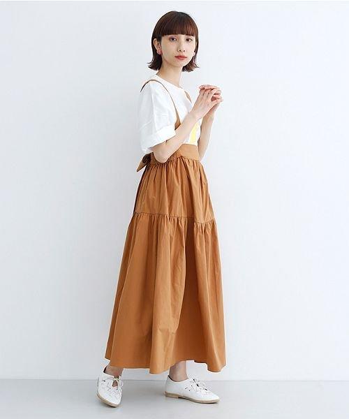 merlot(メルロー)/3wayコットンギャザースカート/00010012-939230153008_img16