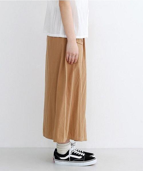 merlot(メルロー)/ビッグポケットサロンスカート/00010012-939230202915_img02
