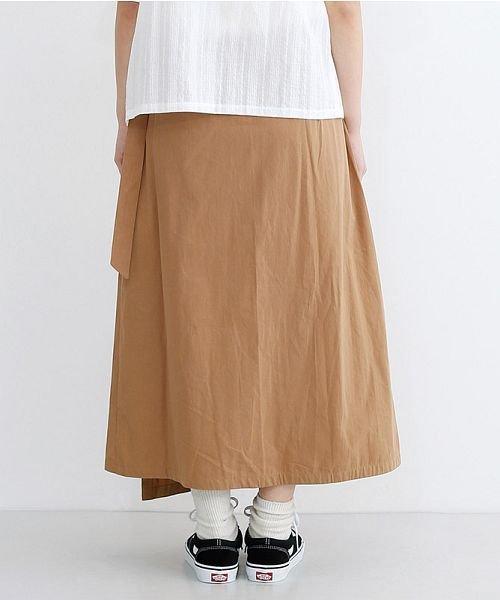 merlot(メルロー)/ビッグポケットサロンスカート/00010012-939230202915_img03