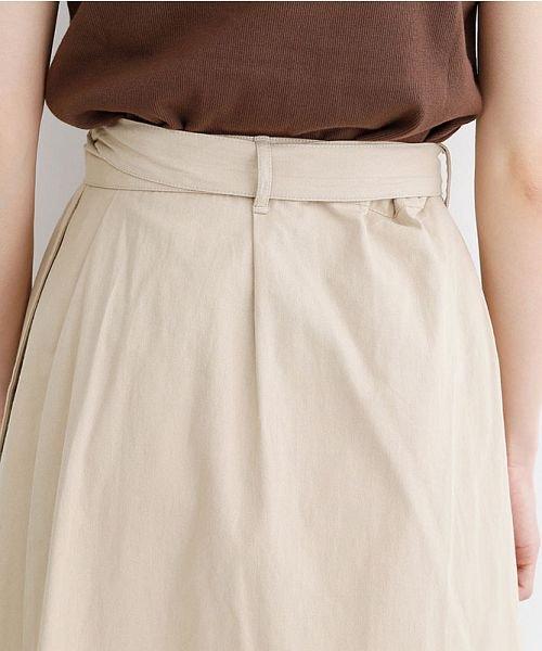 merlot(メルロー)/ビッグポケットサロンスカート/00010012-939230202915_img08