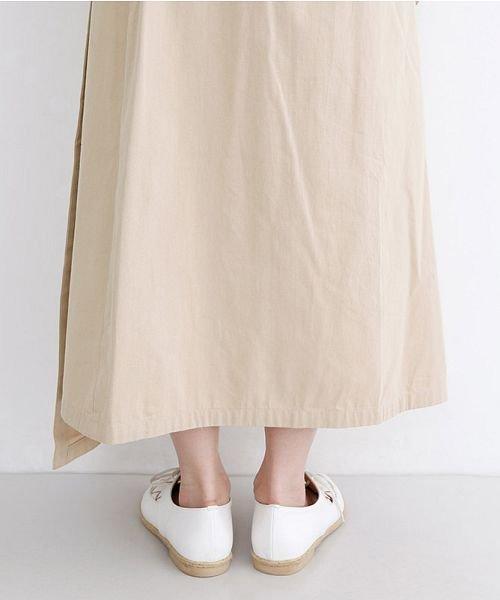 merlot(メルロー)/ビッグポケットサロンスカート/00010012-939230202915_img09