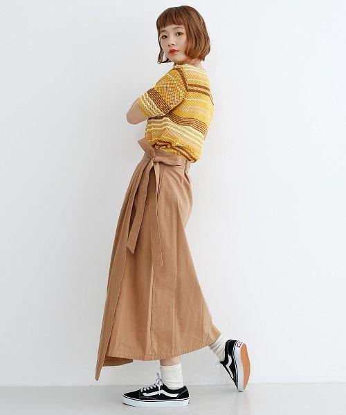 merlot(メルロー)/ビッグポケットサロンスカート/00010012-939230202915_img16