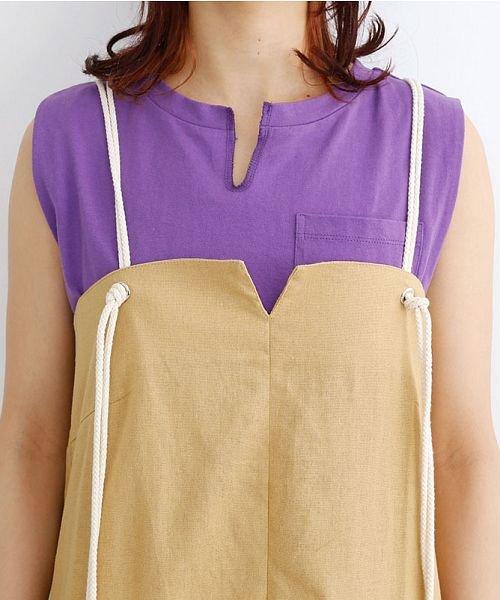 merlot(メルロー)/ロープスピンドルジャンパースカート/00010012-939230202936_img04