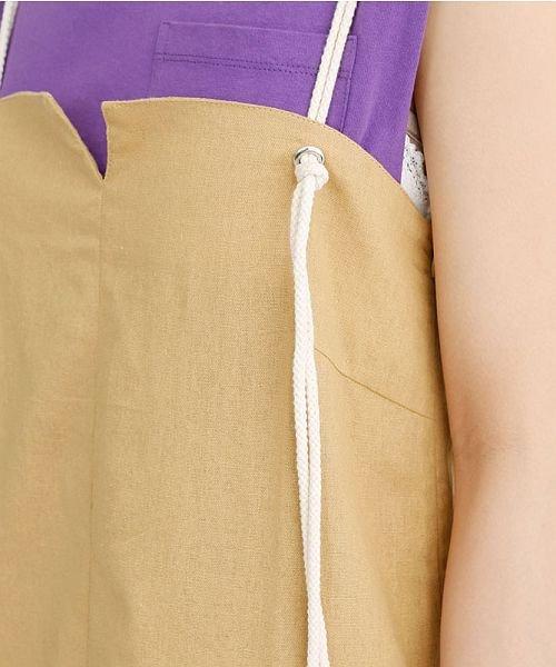 merlot(メルロー)/ロープスピンドルジャンパースカート/00010012-939230202936_img05