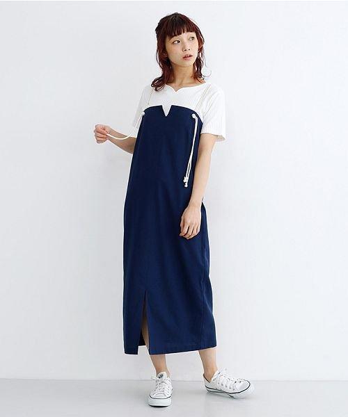 merlot(メルロー)/ロープスピンドルジャンパースカート/00010012-939230202936_img11