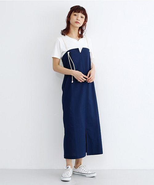 merlot(メルロー)/ロープスピンドルジャンパースカート/00010012-939230202936_img12