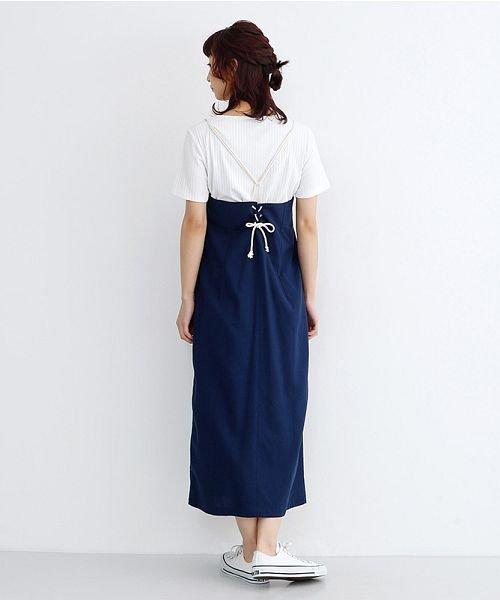 merlot(メルロー)/ロープスピンドルジャンパースカート/00010012-939230202936_img13