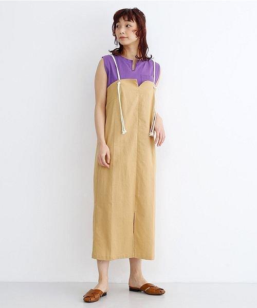 merlot(メルロー)/ロープスピンドルジャンパースカート/00010012-939230202936_img15
