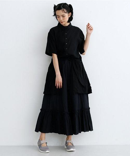 merlot(メルロー)/【IKYU】ギャザーフリルパンツ/00010012-939270063166_img11