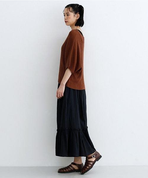 merlot(メルロー)/【IKYU】ギャザーフリルパンツ/00010012-939270063166_img12