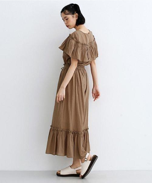 merlot(メルロー)/【IKYU】ギャザーフリルパンツ/00010012-939270063166_img14