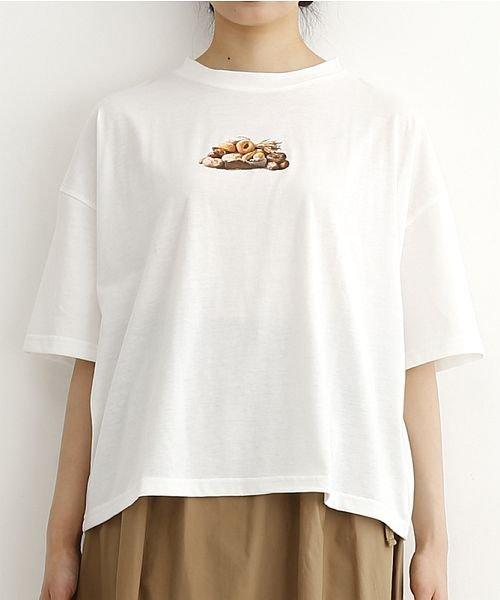 merlot(メルロー)/FOODフォトプリントTシャツ/00010012-939630033234_img01