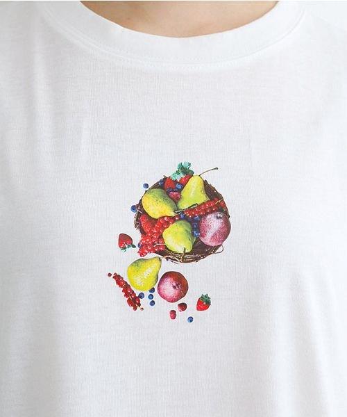 merlot(メルロー)/FOODフォトプリントTシャツ/00010012-939630033234_img10
