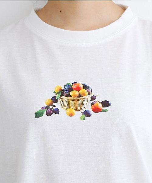 merlot(メルロー)/FOODフォトプリントTシャツ/00010012-939630033234_img11
