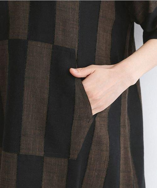 merlot(メルロー)/【IKYU】ストライププルオーバーシャツ/00010012-939670063174_img07