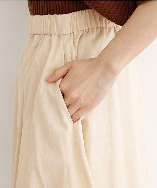 merlot(メルロー)/【IKYU】アシンメトリーフレアスカート/00010012-939670143148_img07