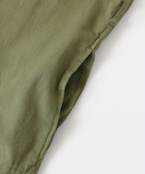 URBAN RESEARCH(アーバンリサーチ)/製品染ミリタリーシャツ/UR96-23F002_img20