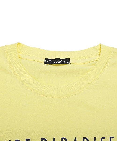LUXSTYLE(ラグスタイル)/サーフテイストロゴプリント半袖Tシャツ/Tシャツ メンズ 半袖 ロゴ プリント/pm-8185_img10