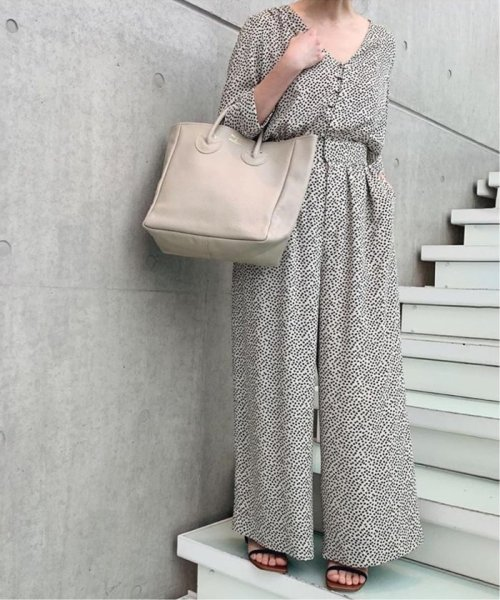 IENA(イエナ)/YOUNG&OLSEN EMBOSSED レザートートバッグ(M)◆/19092910010630_img16