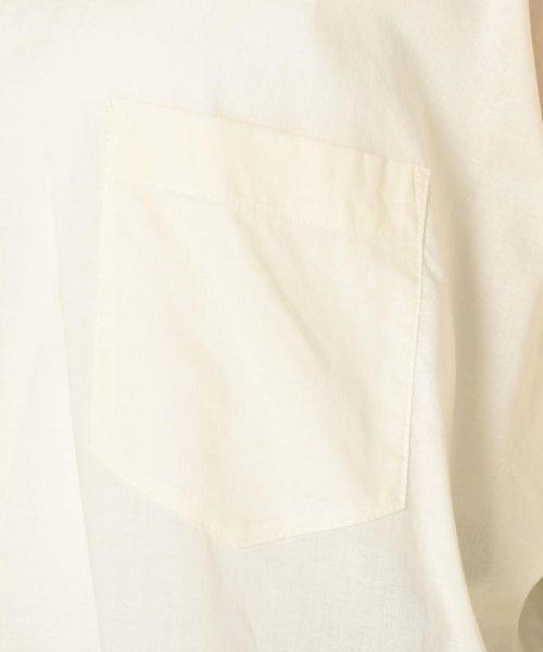 fredy emue(フレディエミュ)/バンドカラーBIGシャツ/9-0021-3-21-013_img06