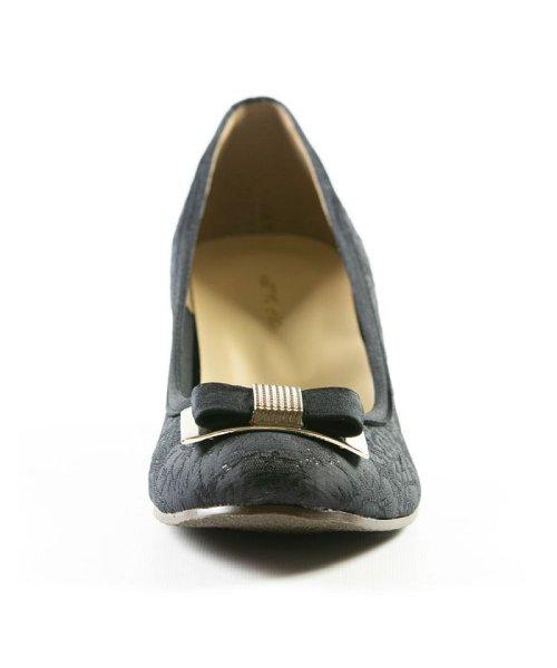 FOOT PLACE(フットプレイス)/レディース パンプス リボン GALLERY ギャラリー 日本製 DS-3202/DS-3202-SS_img11