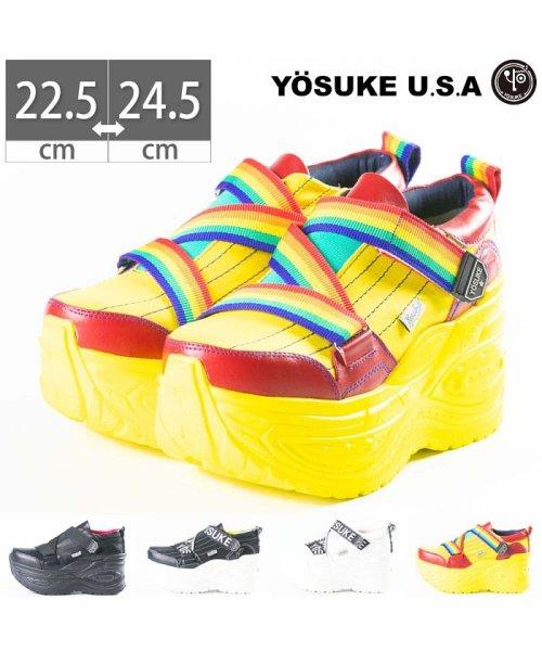 YOSUKE(ヨースケ)/レディース 厚底 スニーカー YOSUKE ヨースケ ID-2600916/ID-2600916-SS_img01