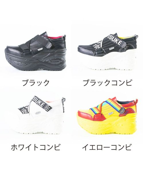 YOSUKE(ヨースケ)/レディース 厚底 スニーカー YOSUKE ヨースケ ID-2600916/ID-2600916-SS_img02