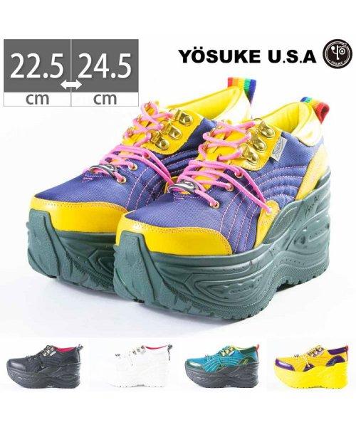 YOSUKE(ヨースケ)/レディース 厚底 スニーカー YOSUKE ヨースケ ID-2600917/ID-2600917-SS_img01