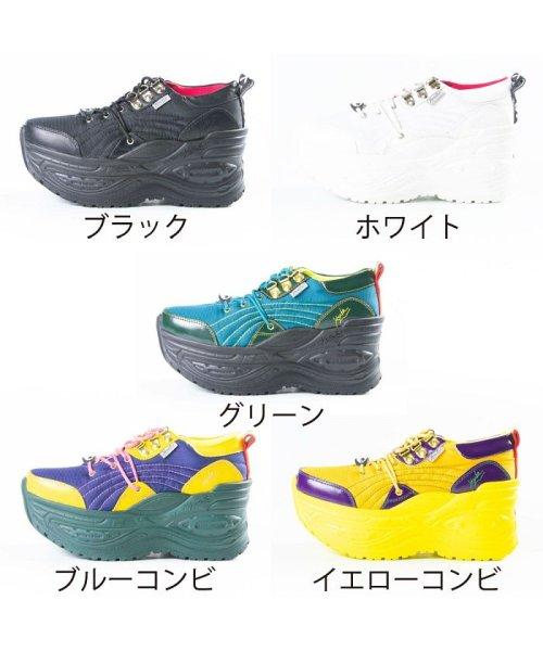 YOSUKE(ヨースケ)/レディース 厚底 スニーカー YOSUKE ヨースケ ID-2600917/ID-2600917-SS_img02