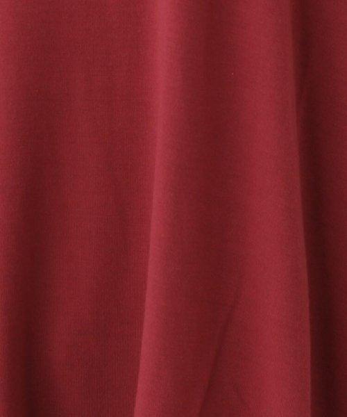 SHOO・LA・RUE(シューラルー)/レーヨン混バックプリーツ切り替えプルオーバー/201902C6217006_img07