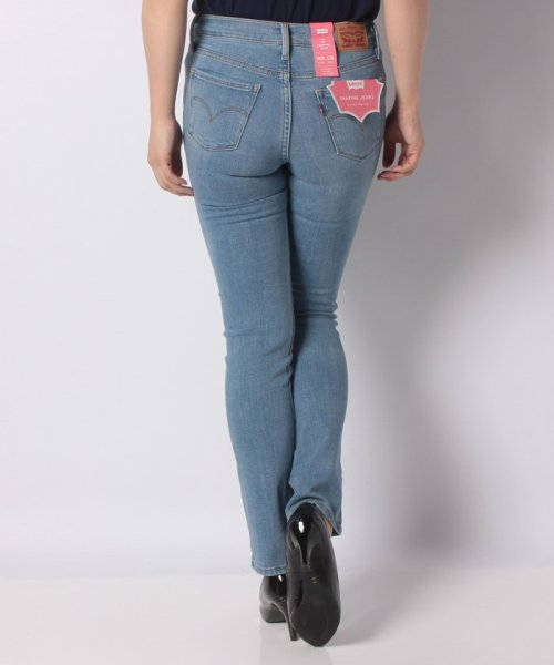 LEVI'S LADY(リーバイス レディース)/312 ST SHAPING SLIM RAY OF LIGHT/211660073_img02