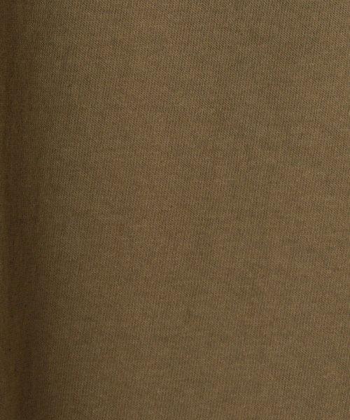coen(コーエン)/【WEB限定カラーに新色ブラウン登場】USAコットンハイネックTシャツ/76256009019_img50