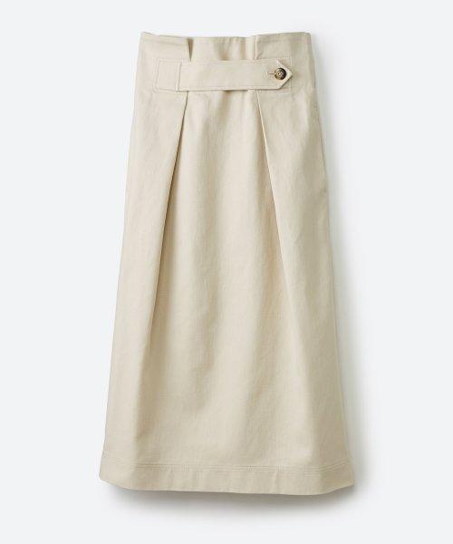 haco!(ハコ)/ボタンがポイントのカジュアルにもきれいにもはけるセミタイトスカート/472018_img29