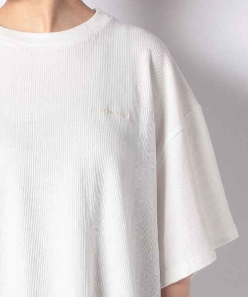 WHO'S WHO GALLERY(フーズフーギャラリー)/【WHO'S WHO gallery】ワッフルビッグTEE/WWZ1091506A0005_img03