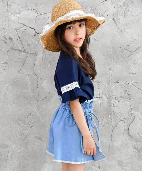 子供服Bee(子供服Bee)/巻きスカート風キュロット/bbb01625_img07