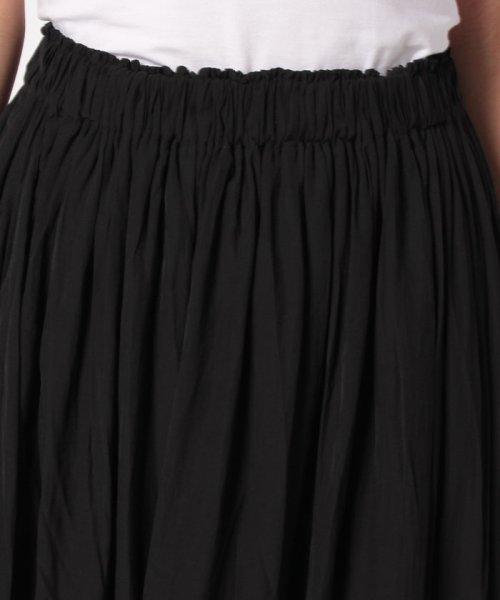 Bou Jeloud(ブージュルード)/【セットアップ対応商品】気流染めマットサテンスカート/593974_img17