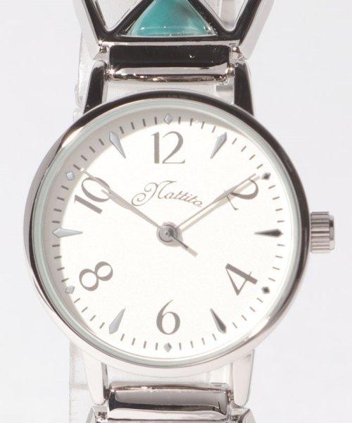 SELECT(SELECT)/〈nattito/ナティート〉Acetate Expansion Belt Watch ダイヤン/41263056_img01