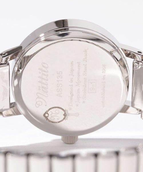 SELECT(SELECT)/〈nattito/ナティート〉Acetate Expansion Belt Watch ダイヤン/41263056_img03